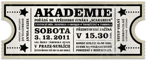 akademie 2011